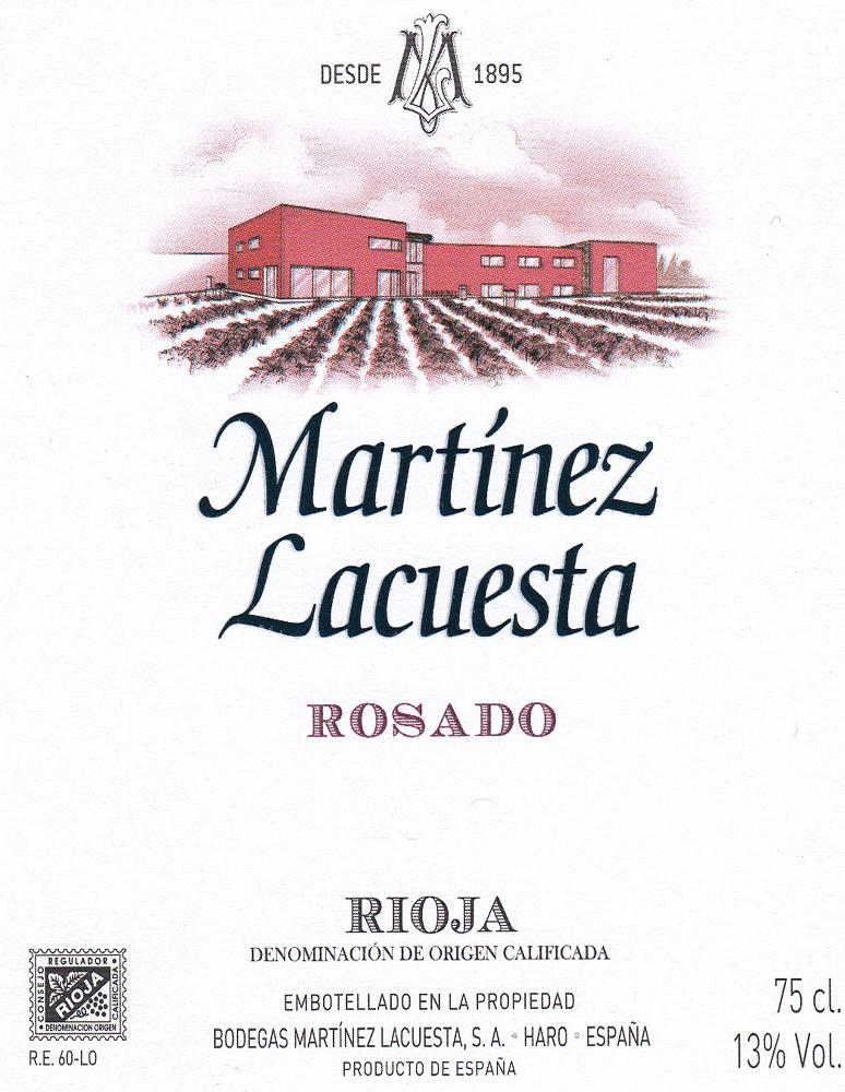 Rosado Martínez Lacuesta