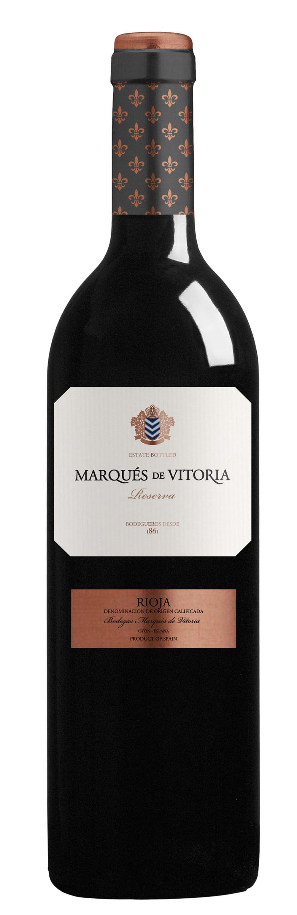 Marqués De Vitoria Reserva
