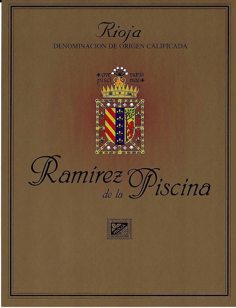 Ramirez De La Piscina Reserva