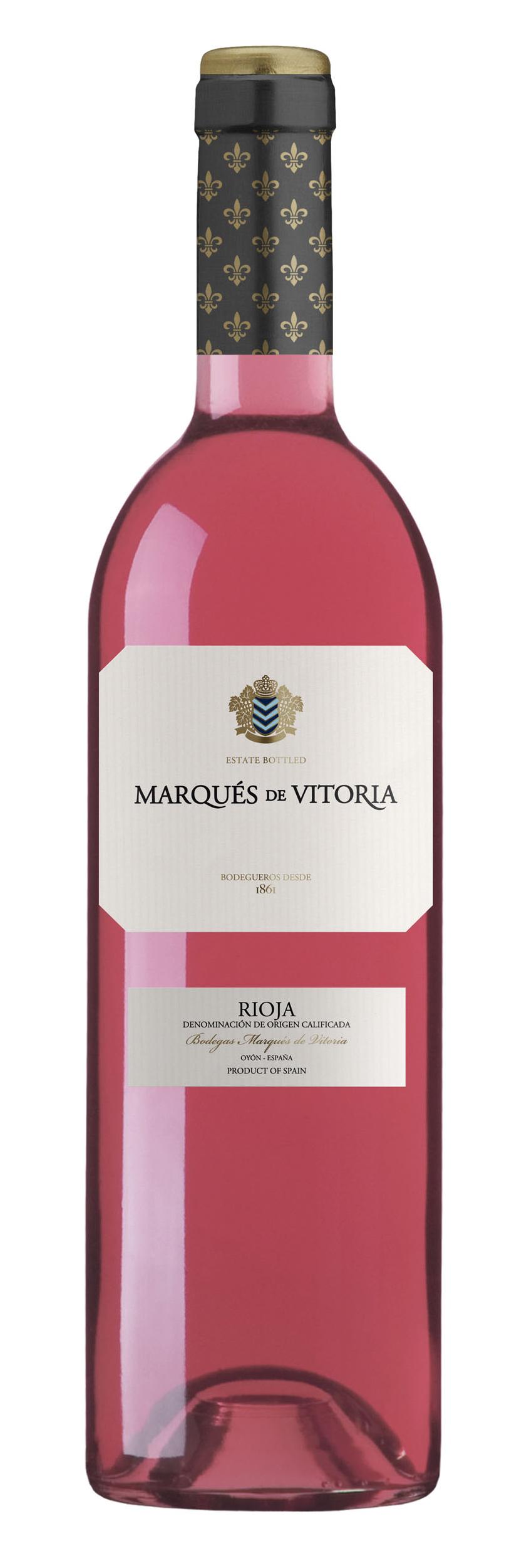 Marqués De Vitoria Rosado