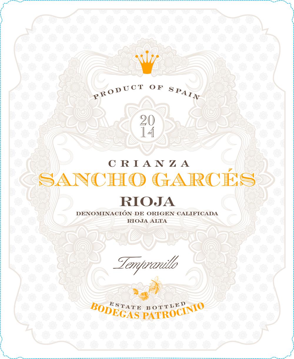 Sancho Garcés Crianza