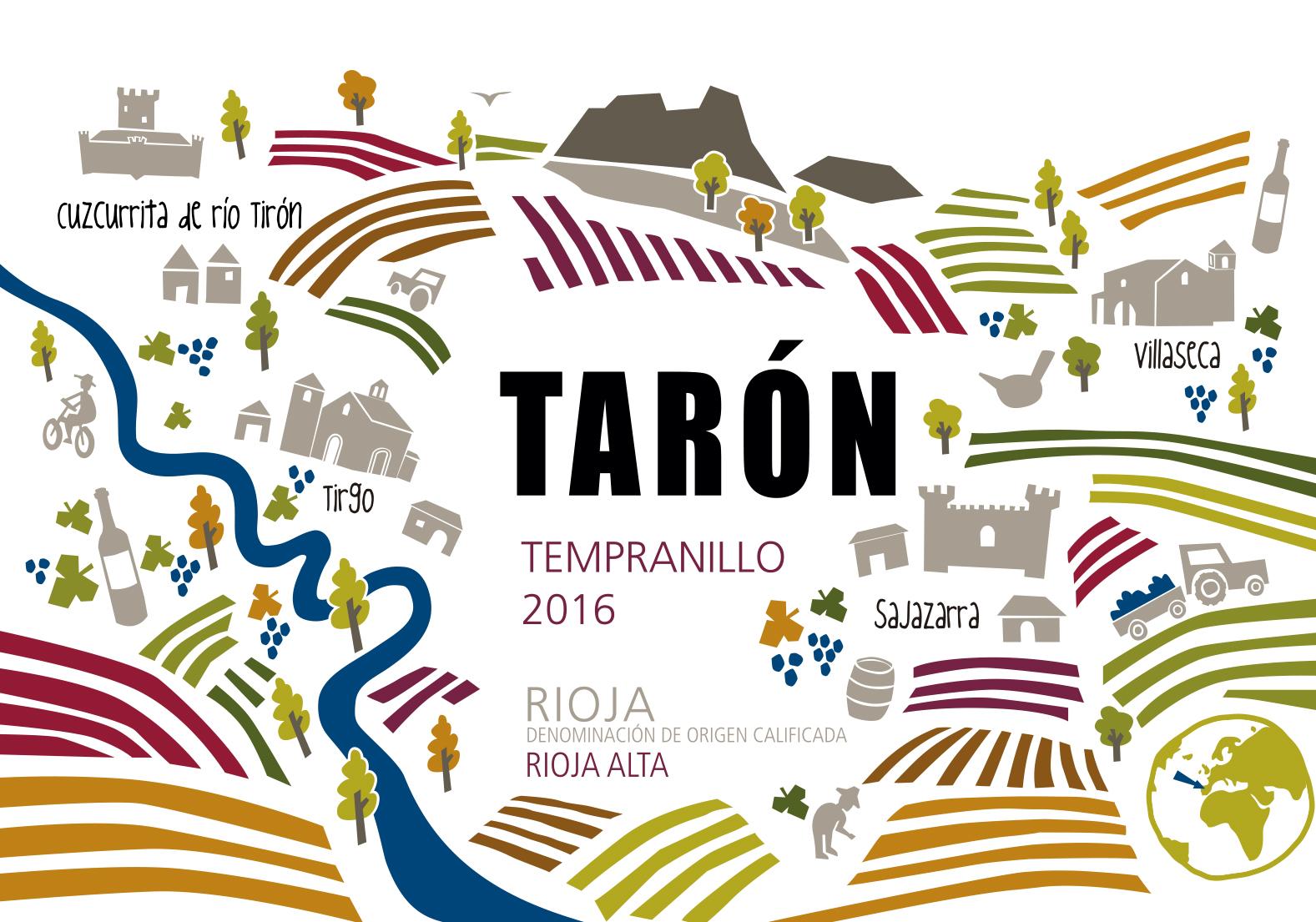 Tarón Tempranillo