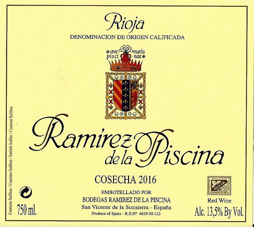 Ramírez De La Piscina Maceración Carbónica