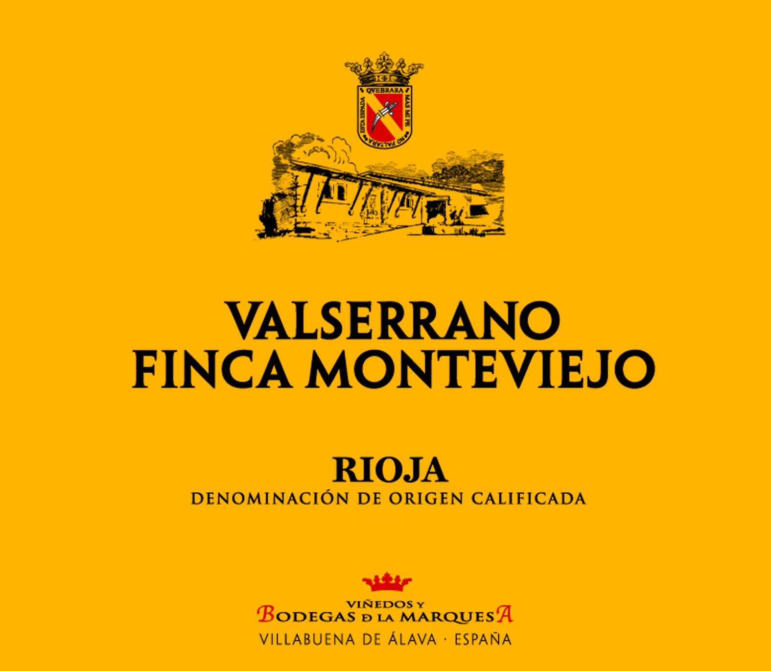 Valserrano Finca Monteviejo 2016