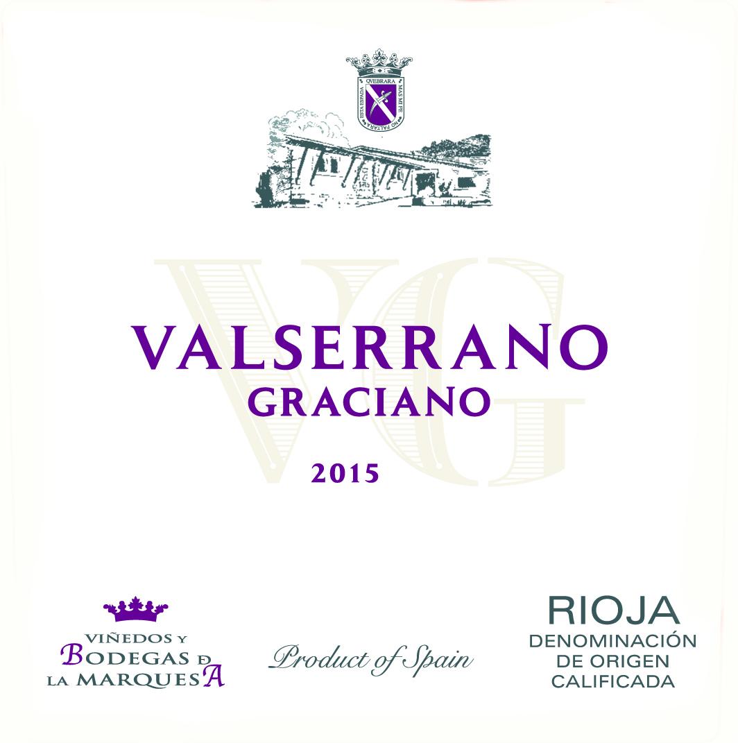Valserrano Graciano 2015