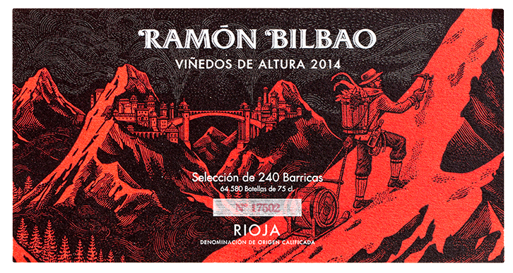 Ramón Bilbao Viñedos De Altura