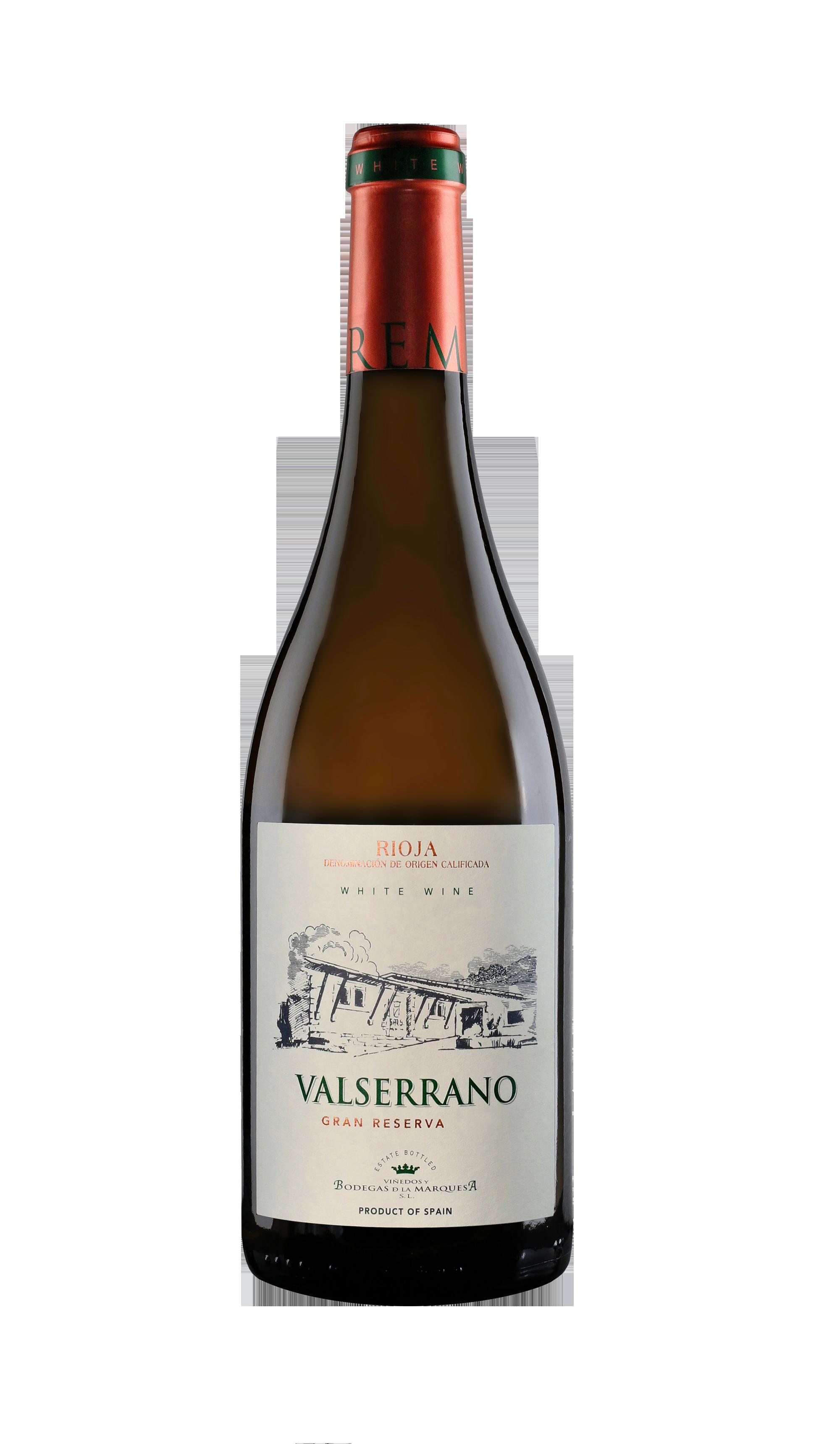 Valserrano Blanco Gran Reserva 2013
