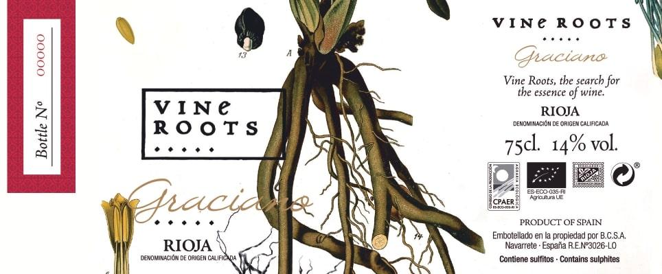 Vine Roots Graciano Ecológico