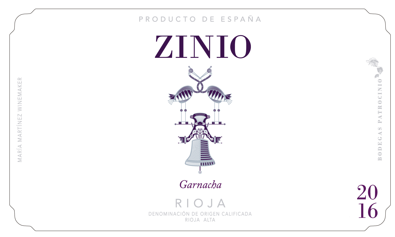 Zinio Garnacha
