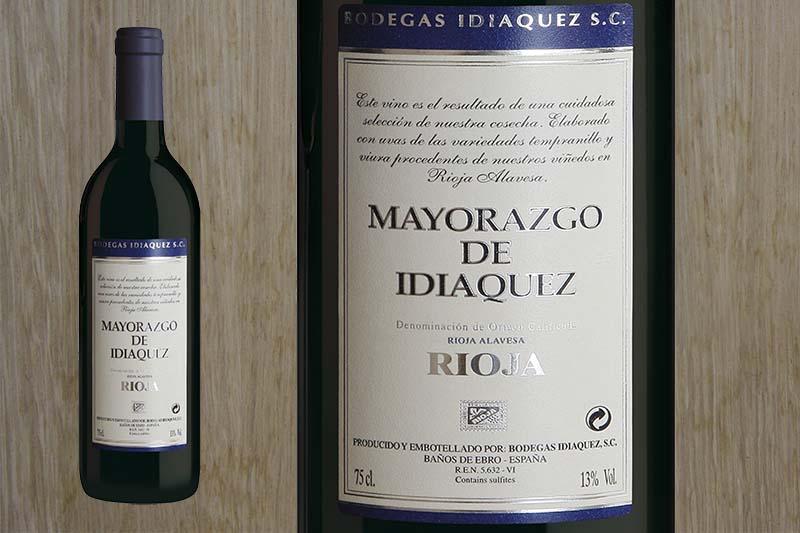 Mayorazgo De Idiaquez