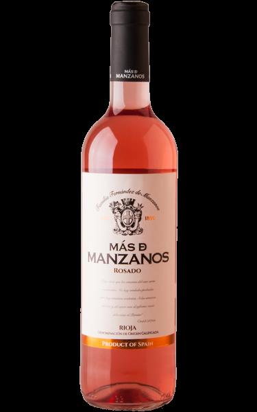 Más De Manzanos Rosado