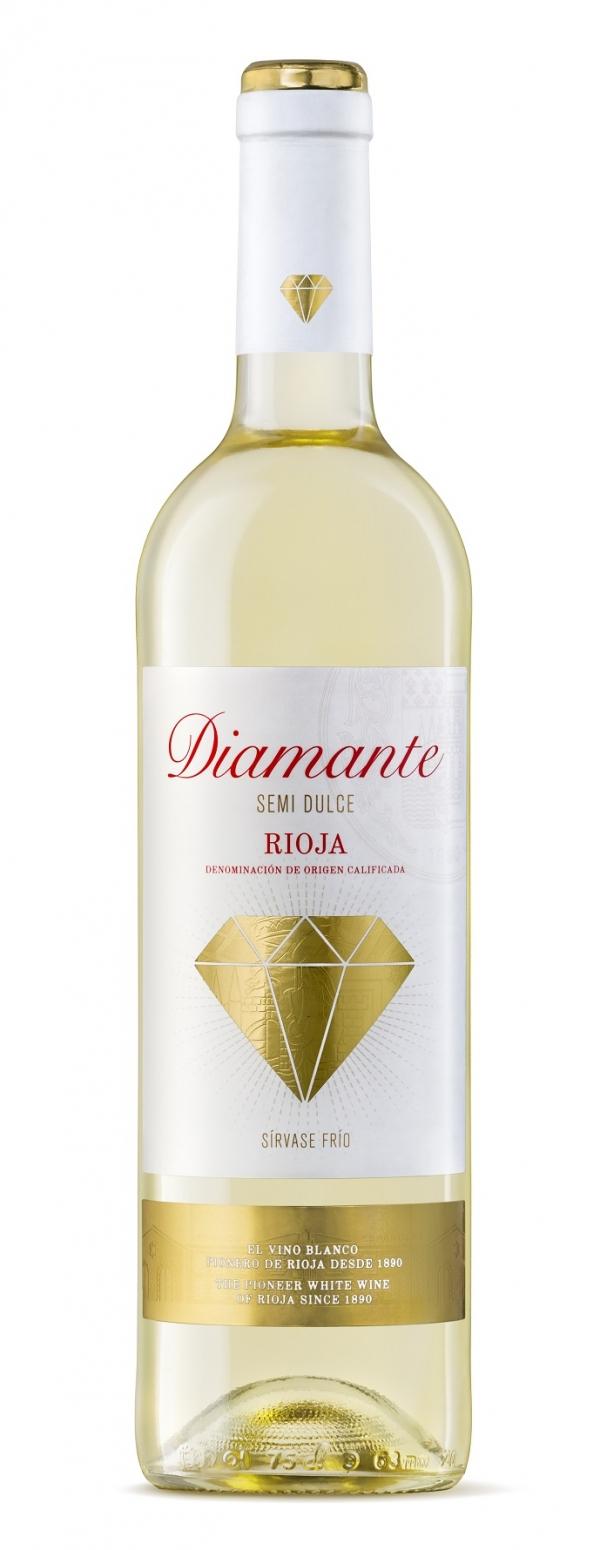 Diamante Blanco Semidulce