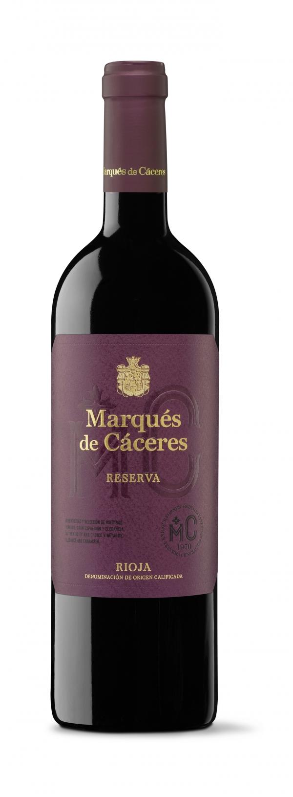 Reserva  Marqués De Cáceres