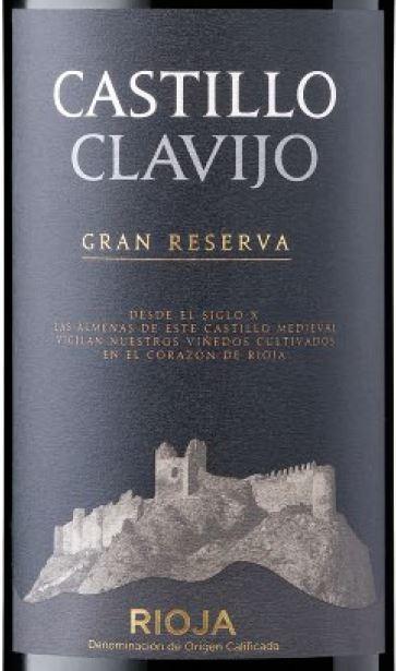 Castillo Clavijo Gran Reserva