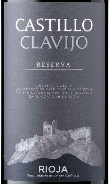 Castillo Clavijo Reserva