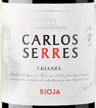 Carlos Serres Crianza