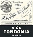 Viña Tondonia Tinto Reserva