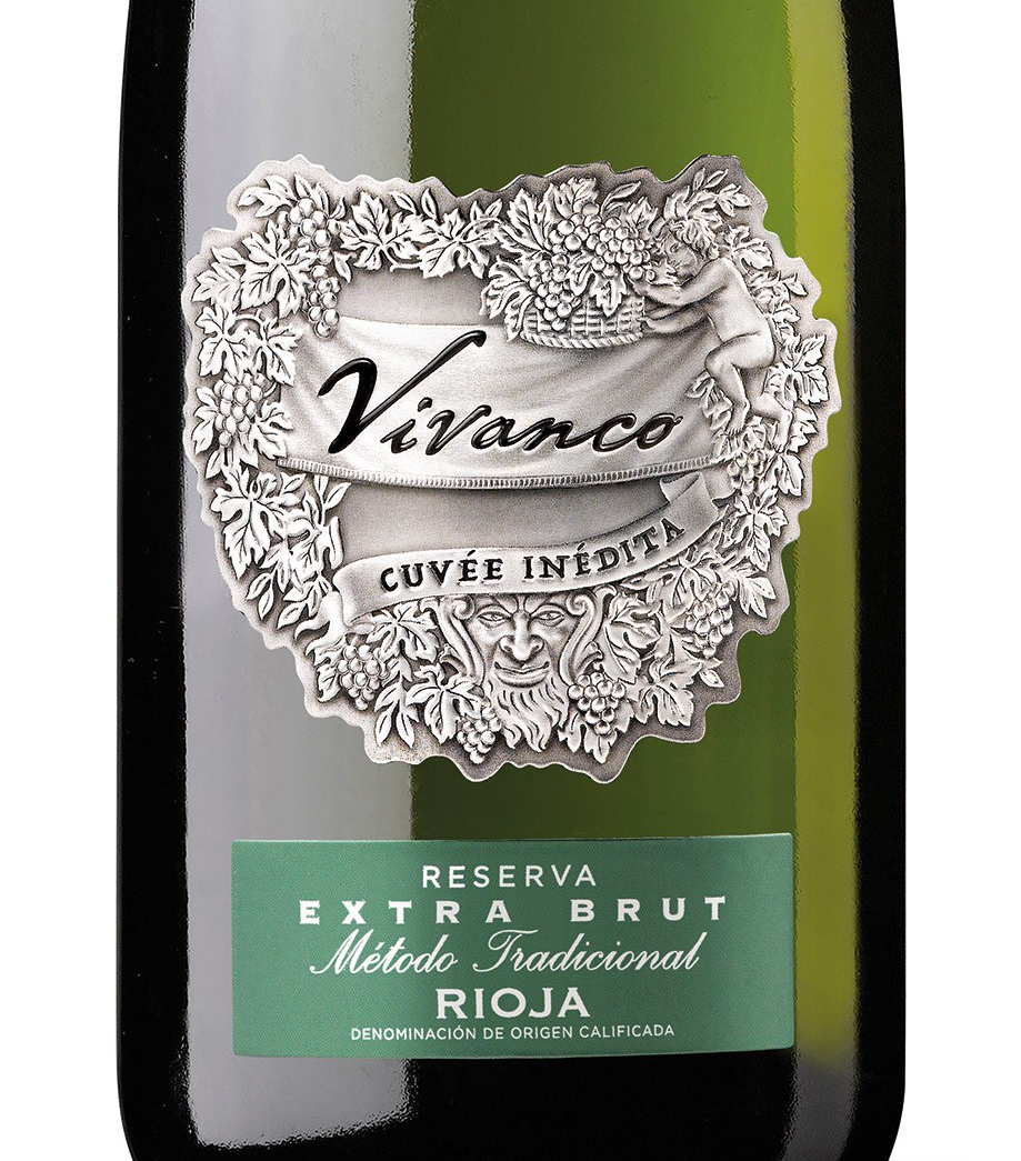 Vivanco Cuvée Inédita Reserva Extra Brut