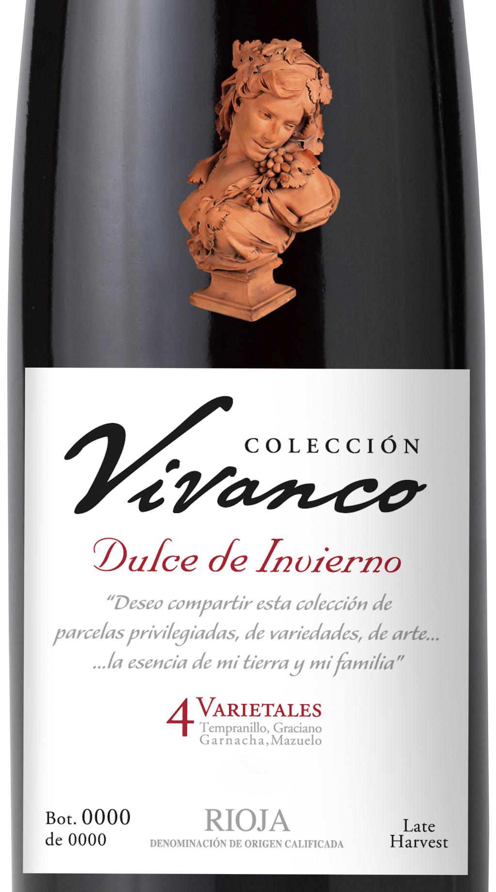 Colección Vivanco 4 Varietales Dulce De Invierno
