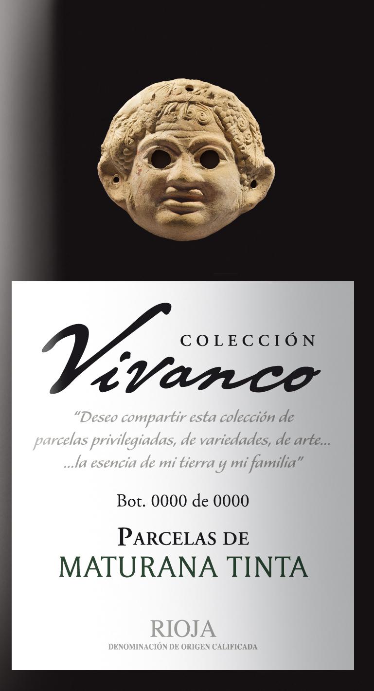 Colección Vivanco Parcelas De Maturana Tinta