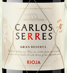 Carlos Serres Gran Reserva