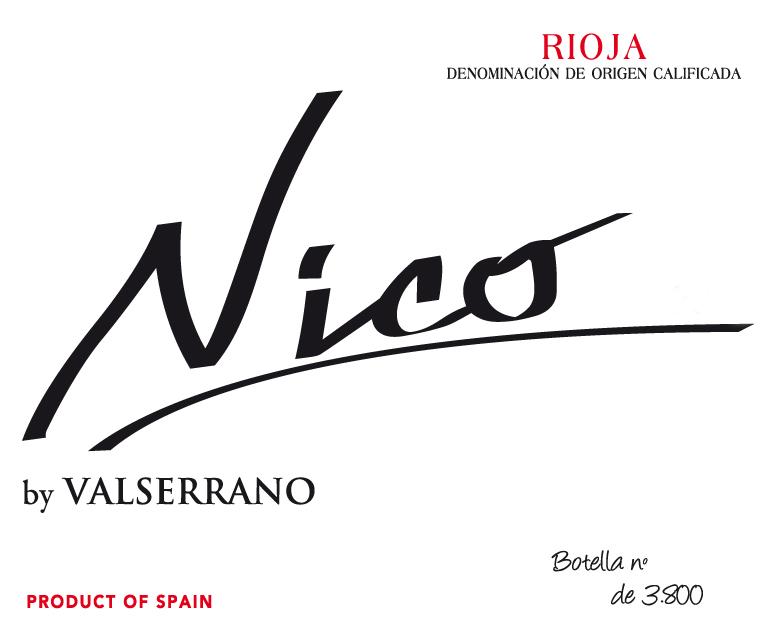 Nico By Valserrano 2016