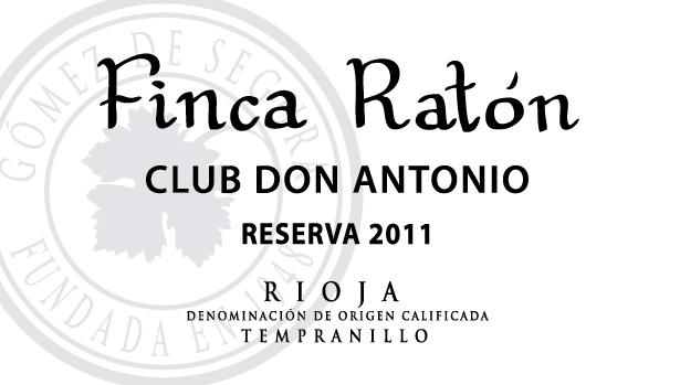 Tinto Reserva 2011 Finca Raton