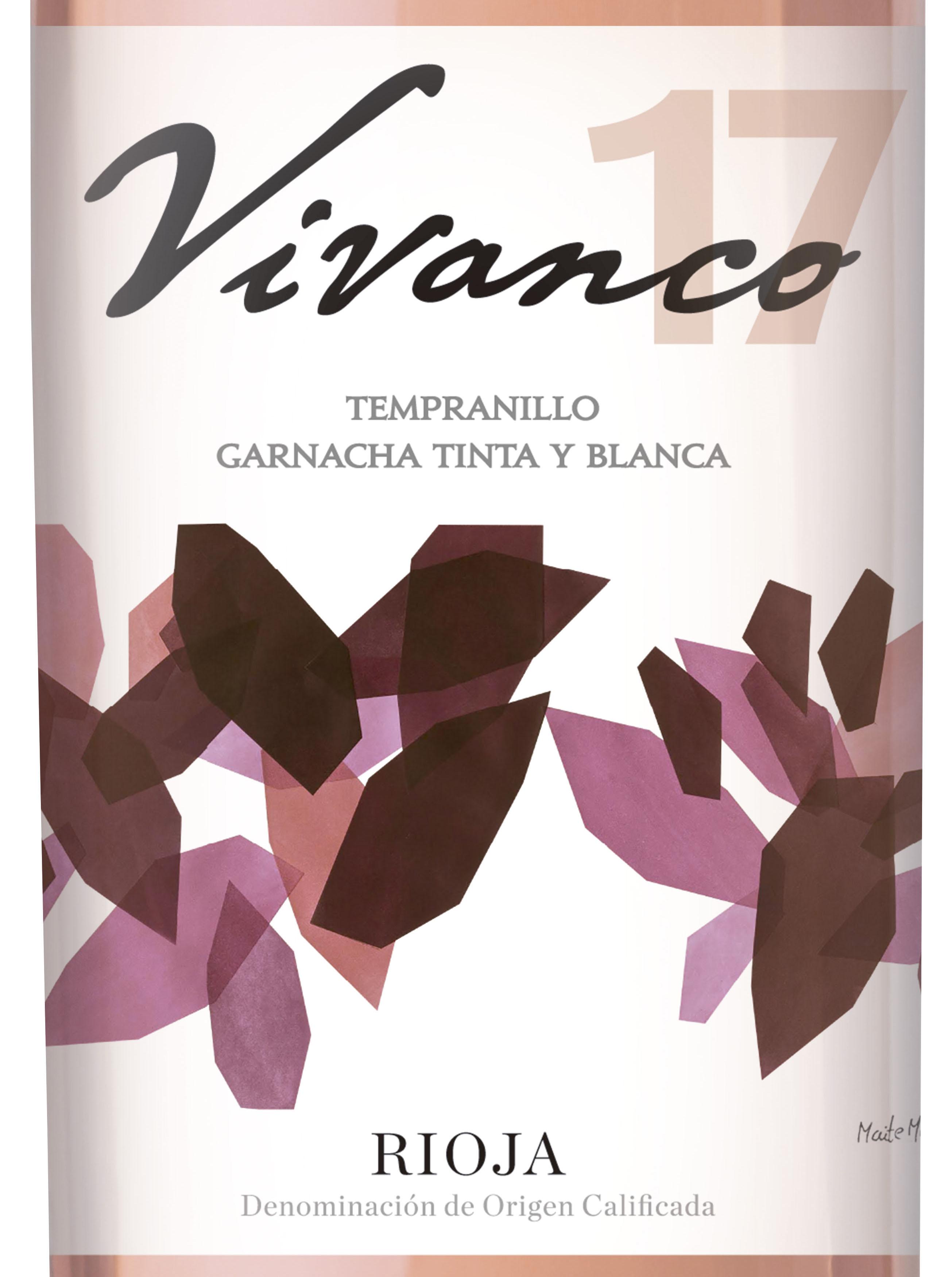 Vivanco Tempranillo-garnacha Tinta-garnacha Blanca
