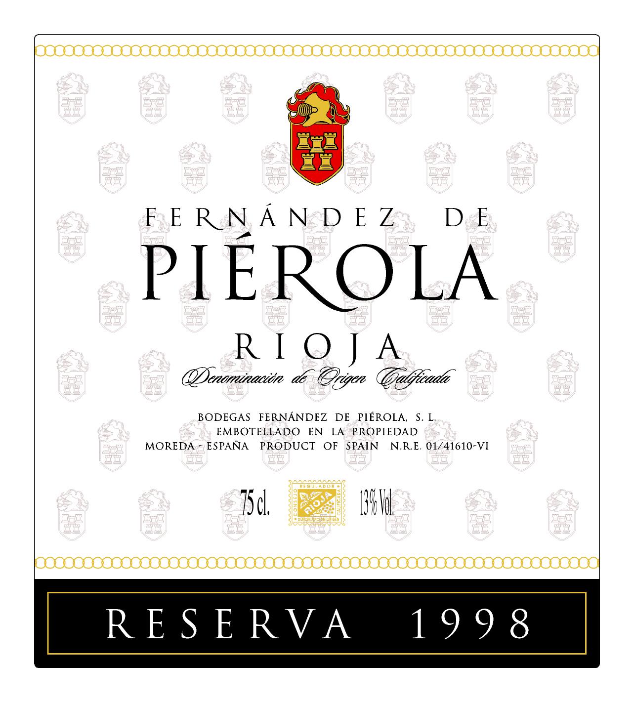 Fernández De Piérola Reserva